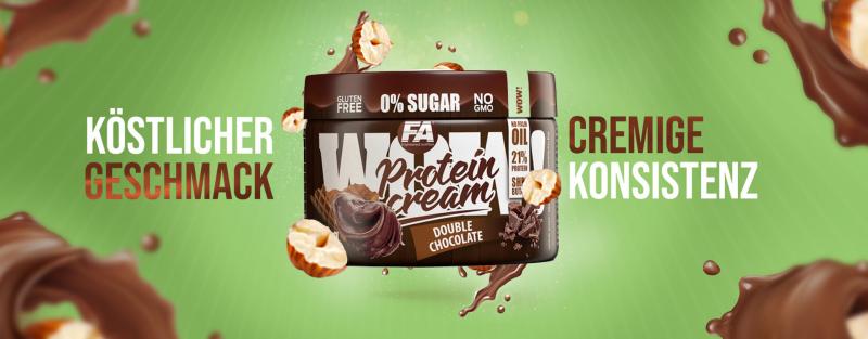 Jetzt die Wow! Protein Creme kaufen