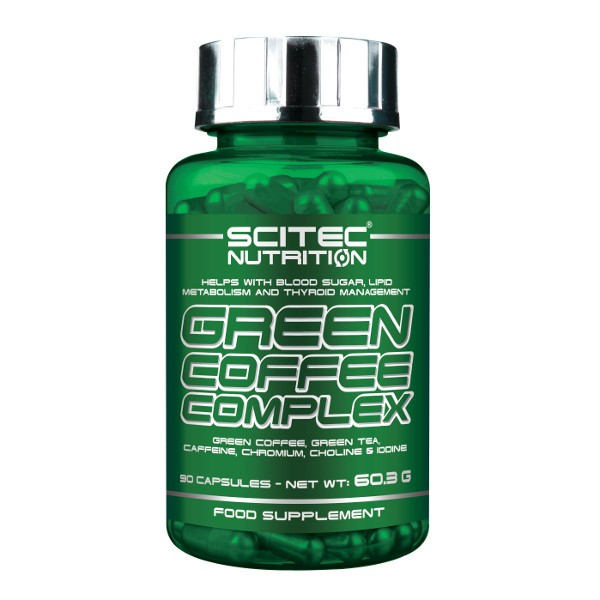 Scitec Nutrition Green Coffee Complex (90 Kapseln)