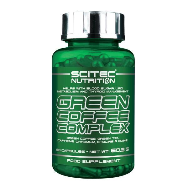 Scitec Nutrition Green Coffee Complex (90 Kapseln)