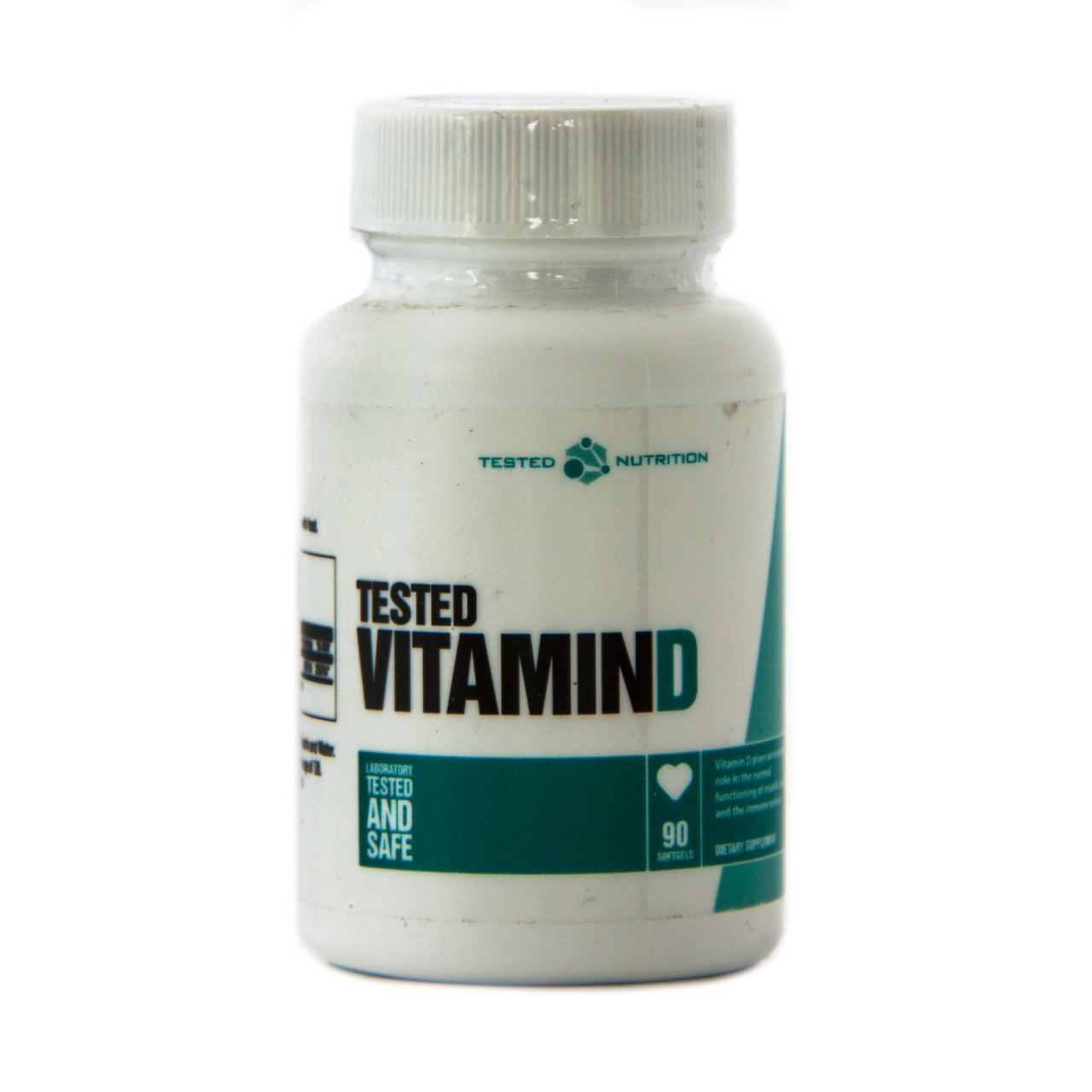 Tested Vitamin D (90 Tabletten)