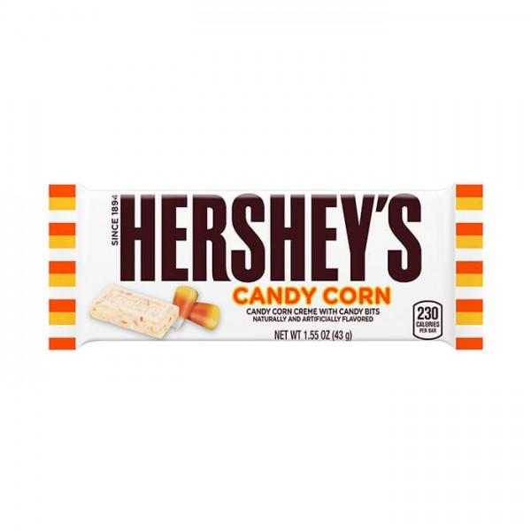 Hershey's White Chocolate Candy Corn Bar