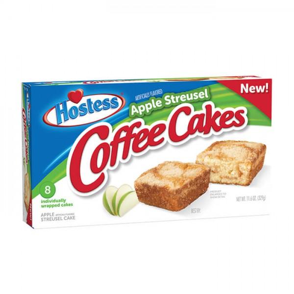 Hostess Coffee Cakes Apple Streusel