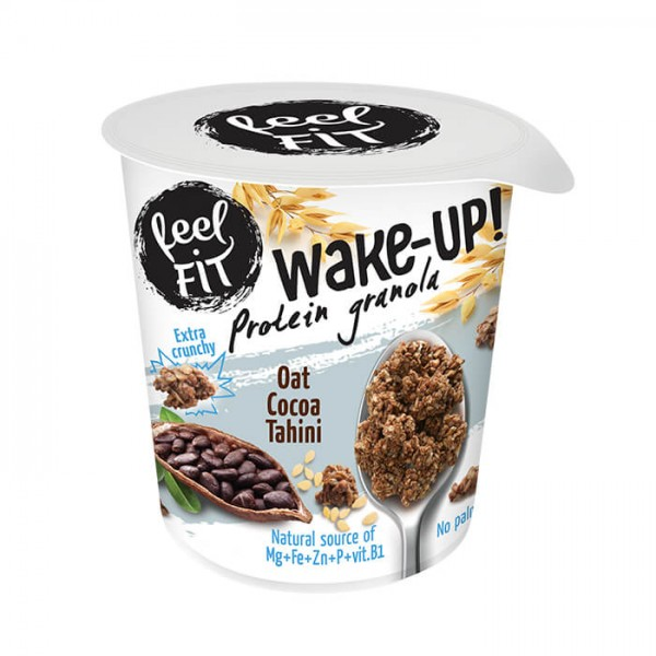 Feel Fit Wake-Up Protein Granola