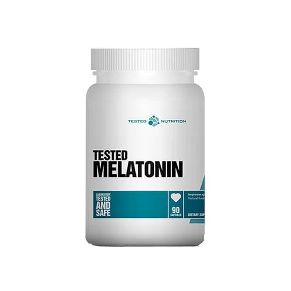 Tested Melatonin (90 Kapseln)