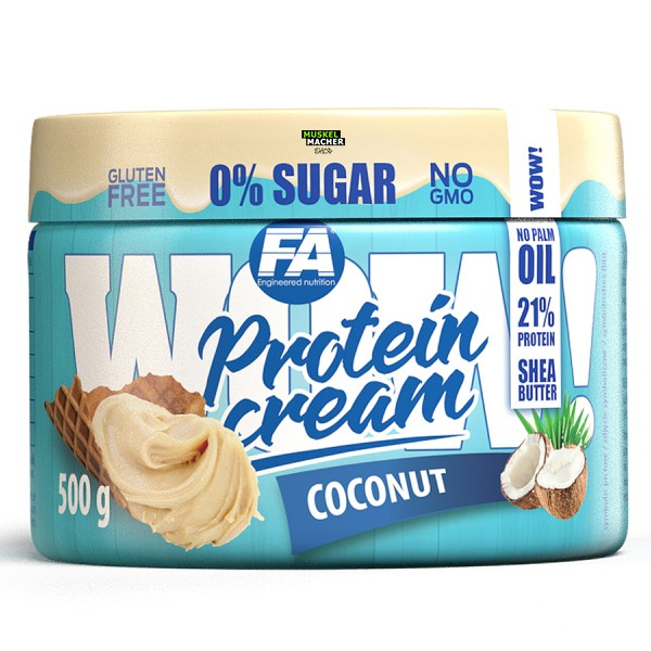 FA Nutrition Wow! Protein Creme