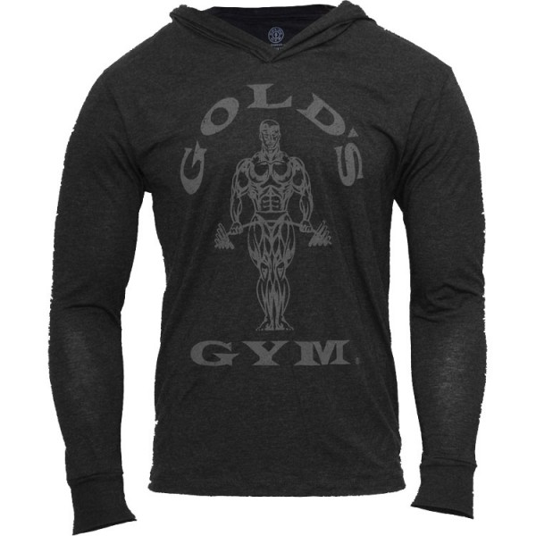 Gold`s Gym Muscle Joe Tri-Blend Hoodie