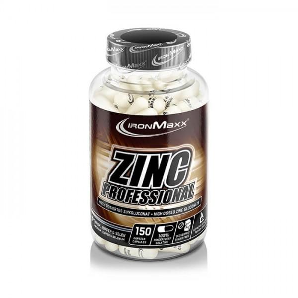 Ironmaxx Zinc Professional (150 Kapseln)
