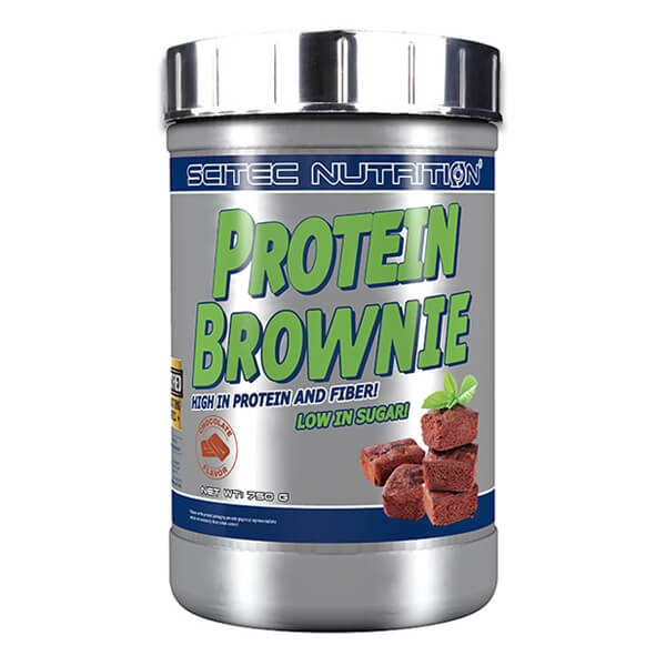 Scitec Nutrition Protein Brownies (Schokolade)