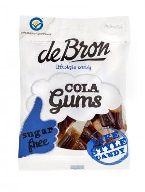 De Bron Cola Gums zuckerfrei