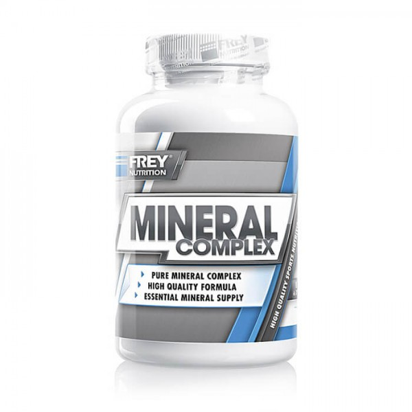 Frey Nutrition Mineral Complex (120 Kapseln)