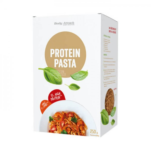 Body Attack Low Carb (kohlenhydratreduziert) Pasta