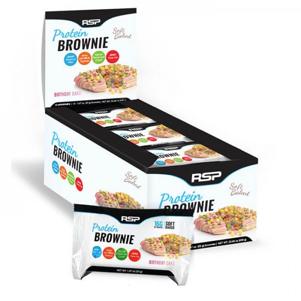 RSP Protein Brownie