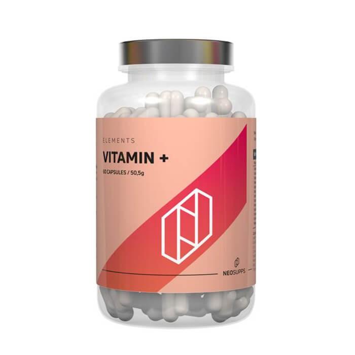 Neosupps Vitamin + Kapseln (60 Kapseln)