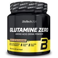 BioTech USA Glutamine Zero 300g Peach Ice-Tea