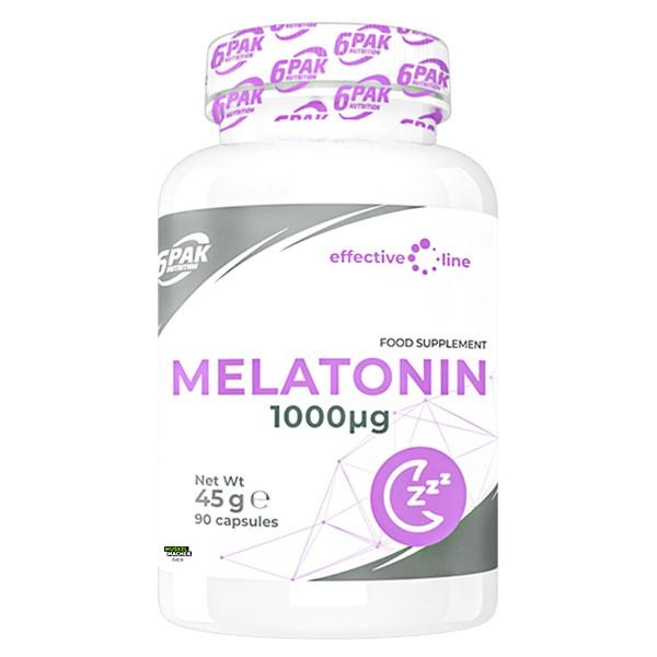 6Pak Nutrition Melatonin (90 Kapseln)