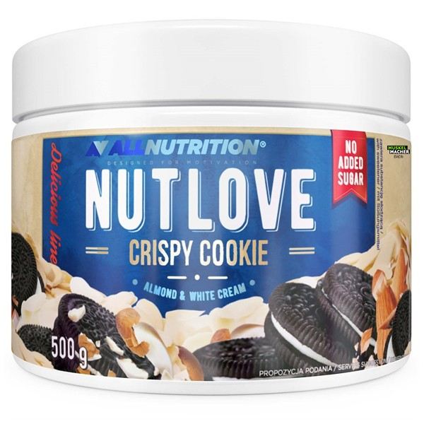 All Nutrition Nutlove Creme