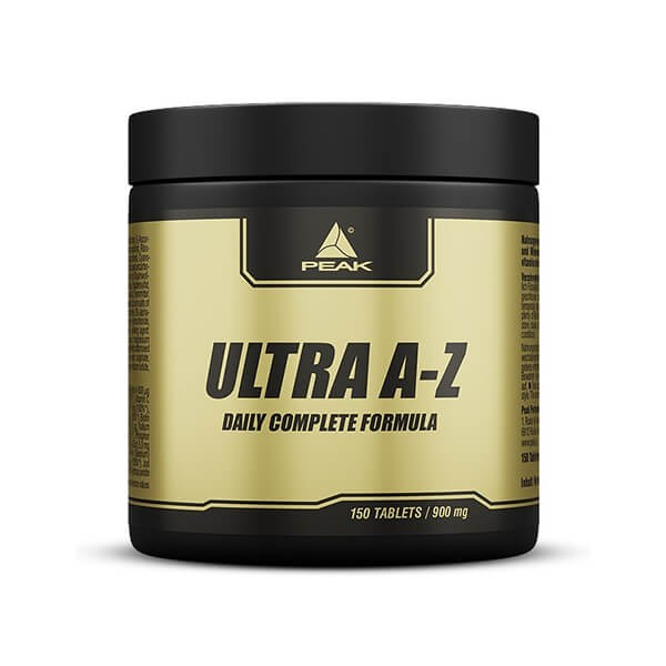 PEAK Ultra A-Z (150 Tabletten)