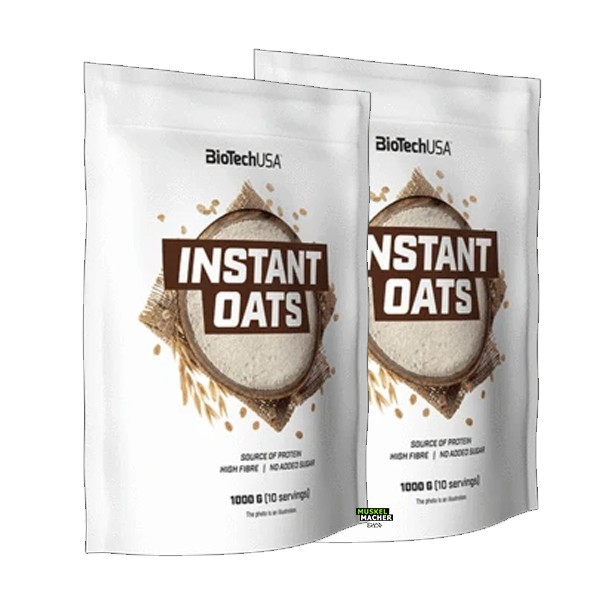 Biotech USA Instant Oats