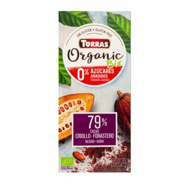 Torras Organic Bio Schokolade