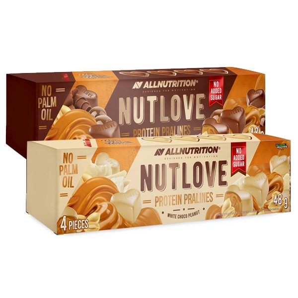 All Nutrition Nutlove Protein Pralines