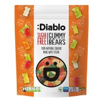 Diablo Sugar Free Gummy Bears