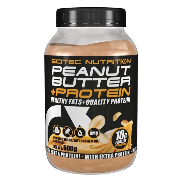Scitec Nutrition 100% Peanut Butter + Protein