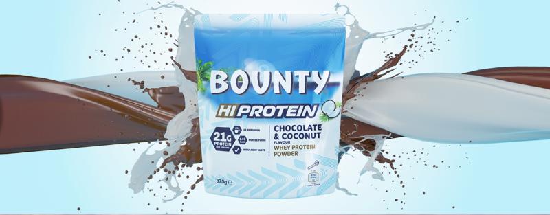 Bestelle dir das Bounty Hi Protein Powder