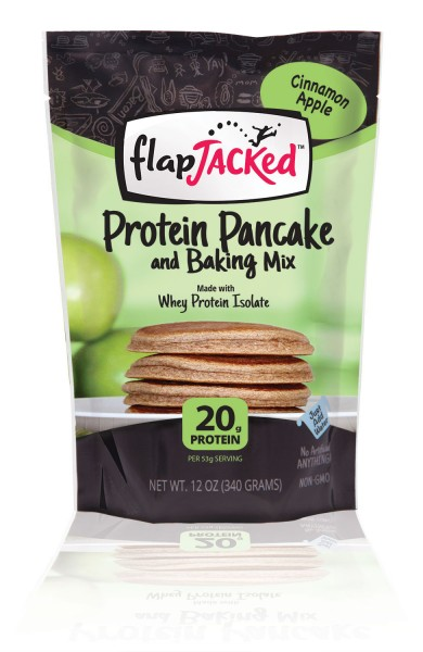 FlapJacked Protein Pancakes & Baking Mix