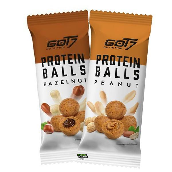 Got7 Protein Balls