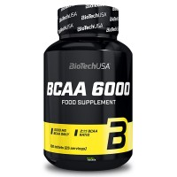 BioTech USA BCAA 6000 (100 Tabletten)