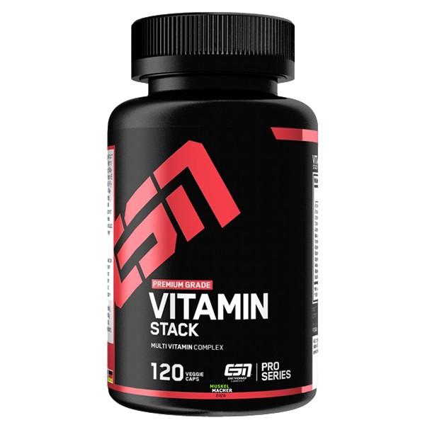 ESN Vitamin Stack (120 Kapseln)