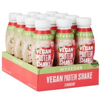 MyProtein Vegan Protein Shake Chocolate