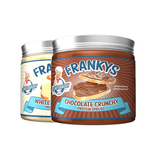 Frankys Bakery Protein Spread