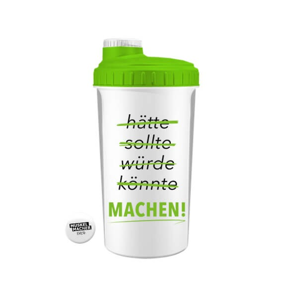 Muskelmacher Shop Motivationsshaker