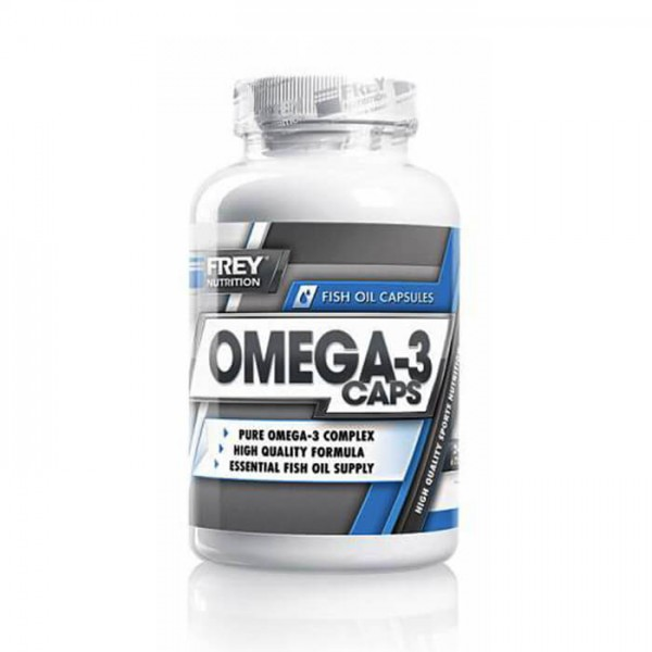 Frey Nutrition Omega-3 Caps