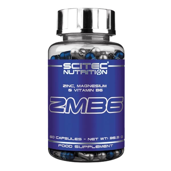 Scitec Nutrition ZMB6 (60 Kapseln)