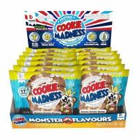 24er Box Madness Cookies Banana Chunky Monkey