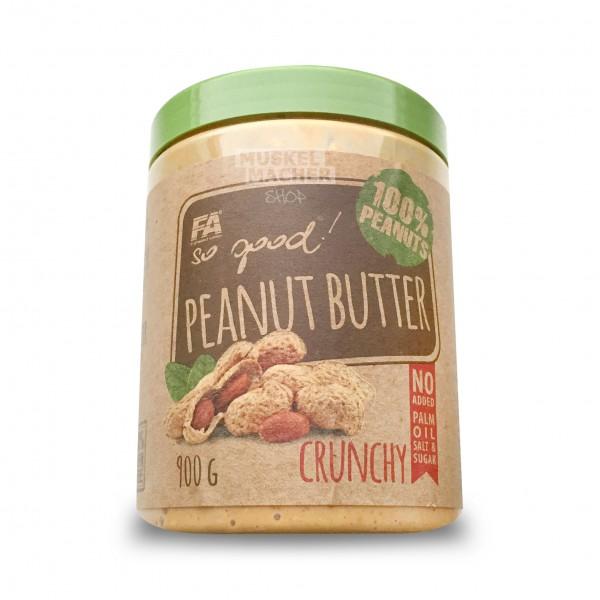 FA So Good Peanut Butter