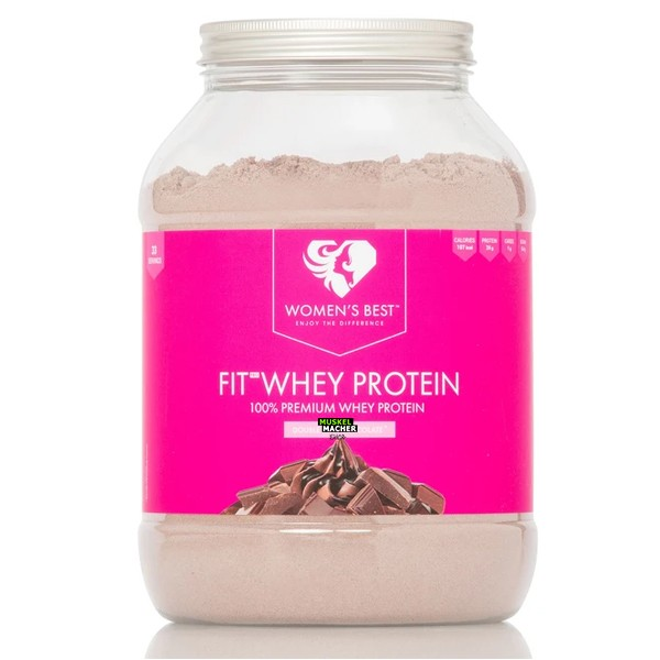 Women's Best Fit Pro Whey Protein