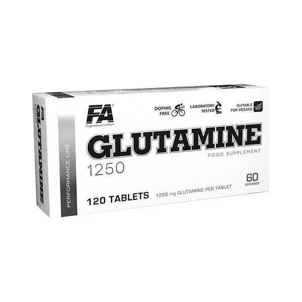 FA Glutamine 1250 (120 Tabletten)