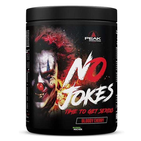 PEAK No Jokes Booster