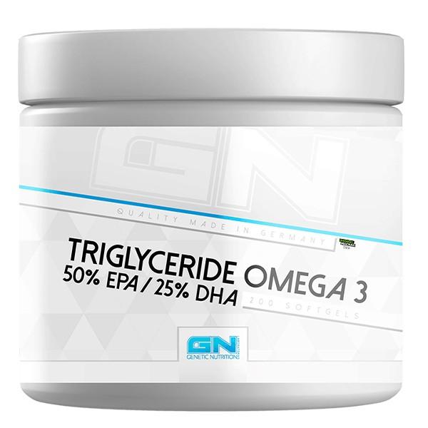 GN Triglyceride Omega 3 (200 Softgel Kapseln)