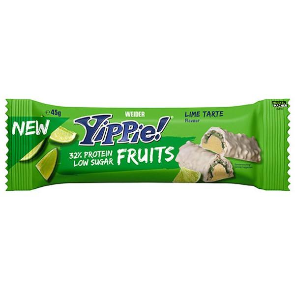 Weider Yippie! Protein Bar Fruits