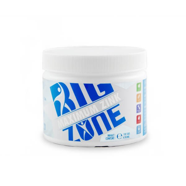 Big Zone Maximum Zink (100 Tabletten)