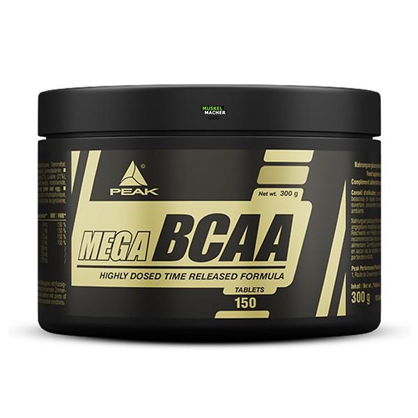 PEAK Mega BCAA (150 Tabletten)