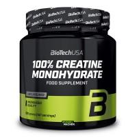 BioTech USA 100% Micronized Creatine Monohydrate 300g