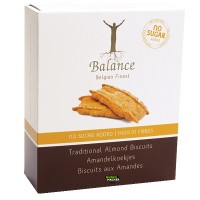 Balance Traditional Almond Biscuits (95% less Sugar)