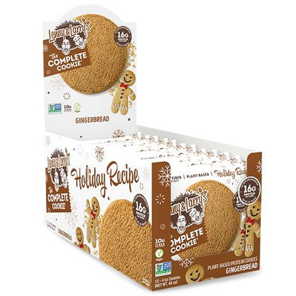 12x 113g Lenny & Larry's The Complete Cookies Lebkuchen