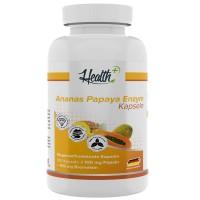 ZEC+ Health+ Ananas Papaya Enzym (120 Kapseln)