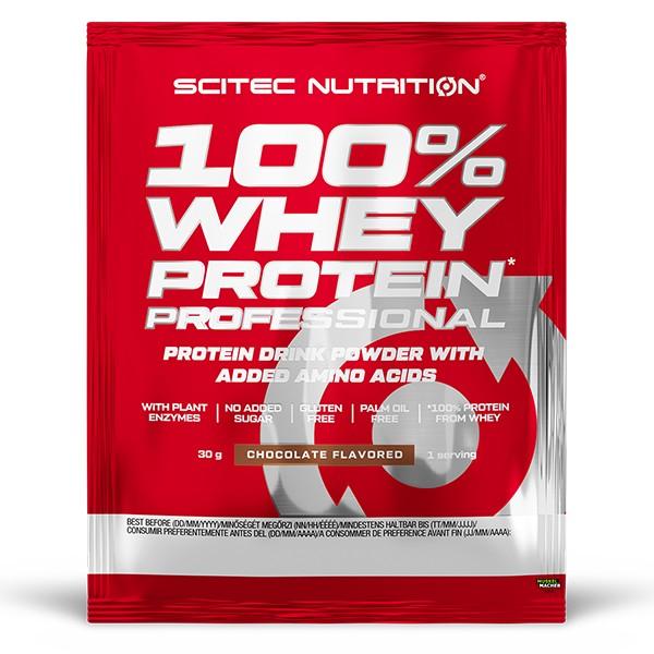 Scitec Nutrition 100% Whey Professional Probe